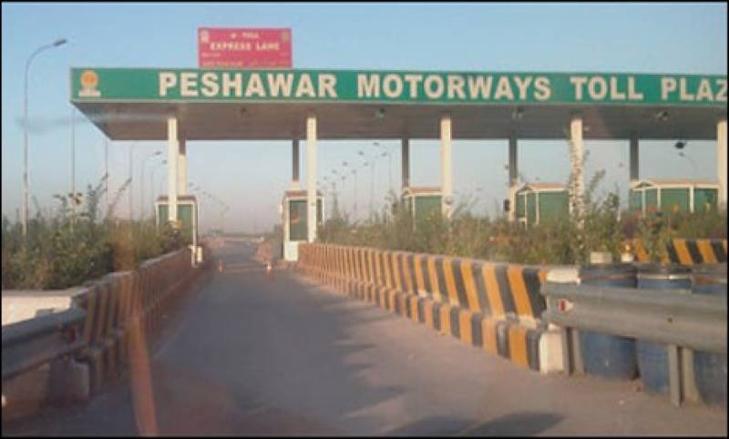 Punjab Police cops booked for alleged robbery bid on motoryway