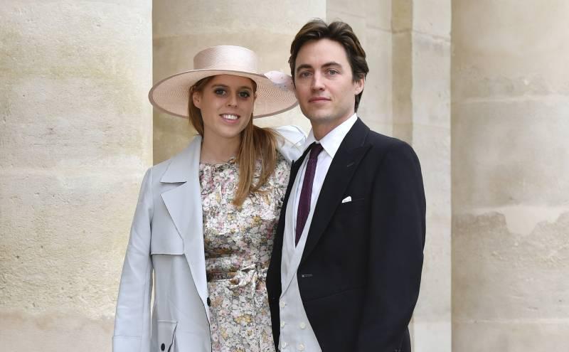 Princess Beatrice of York marries Edoardo Mapelli Mozzi in a small ceremony