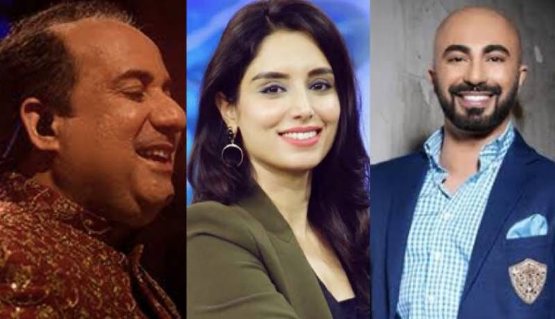 Rahat Fateh Ali Khan, Zainab Abbas and more featured in Asia's 100 Most Influential People