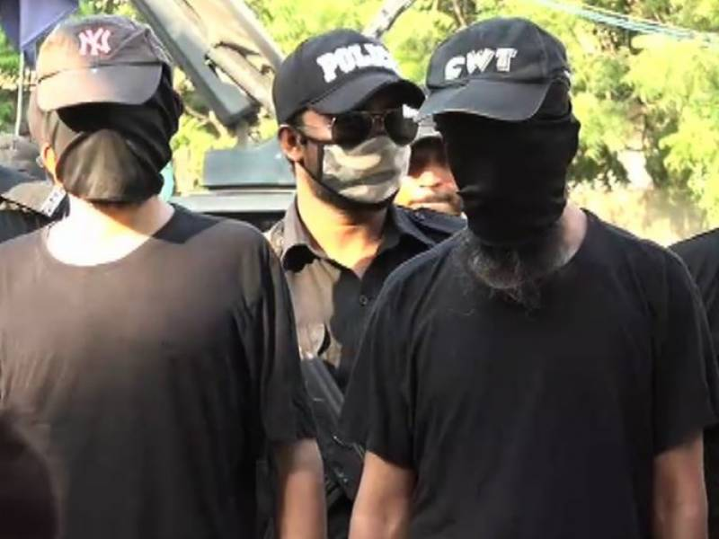 RAW-linked terrorists from group that attacked PSX arrested in Karachi