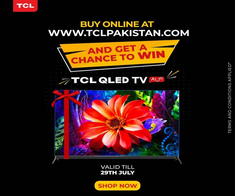 TCL Pakistan brings Bari Eid Bari Offer with exclusive discounts up to 20%