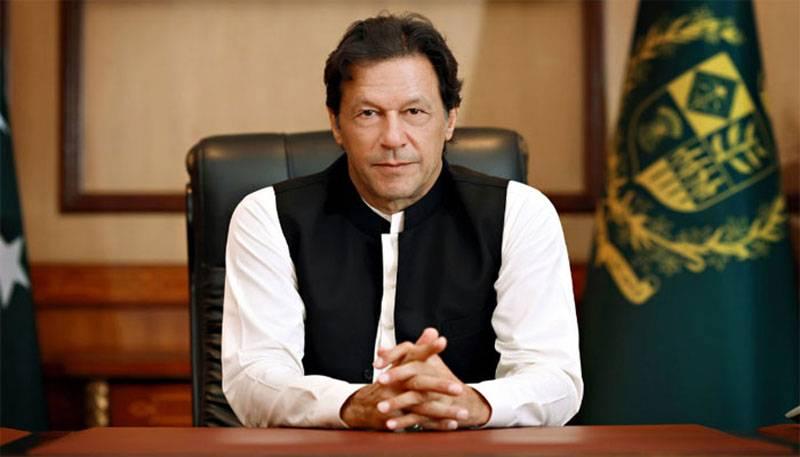 PM Imran reaffirms commitment towards Kashmiris' right to self determination