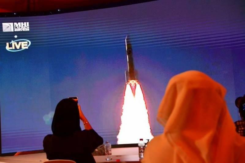 'Hope' – UAE becomes first Arab nation to launch mission to Mars