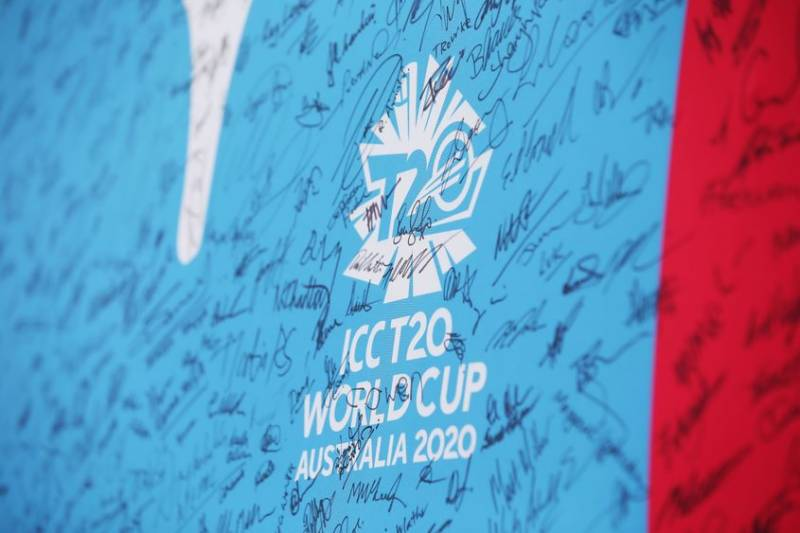 ICC's T20 World Cup postponed due to COVID-19