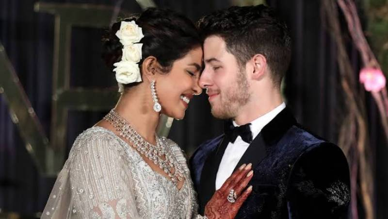 Priyanka Chopra and Nick Jonas celebrate two years of their engagement