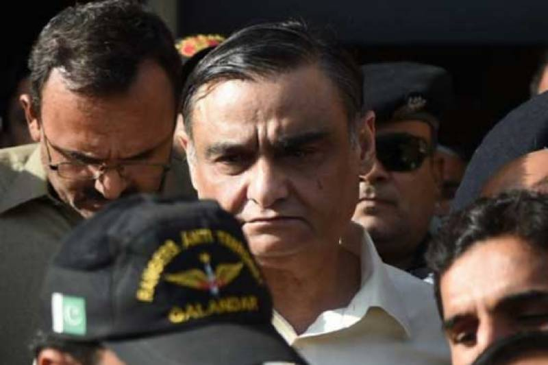 PPP's Dr Asim Hussian allowed to travel abroad