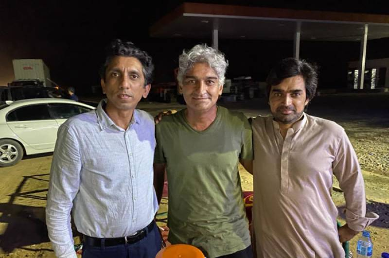 'Abducted' journalist Matiullah Jan returns home after 12 hours
