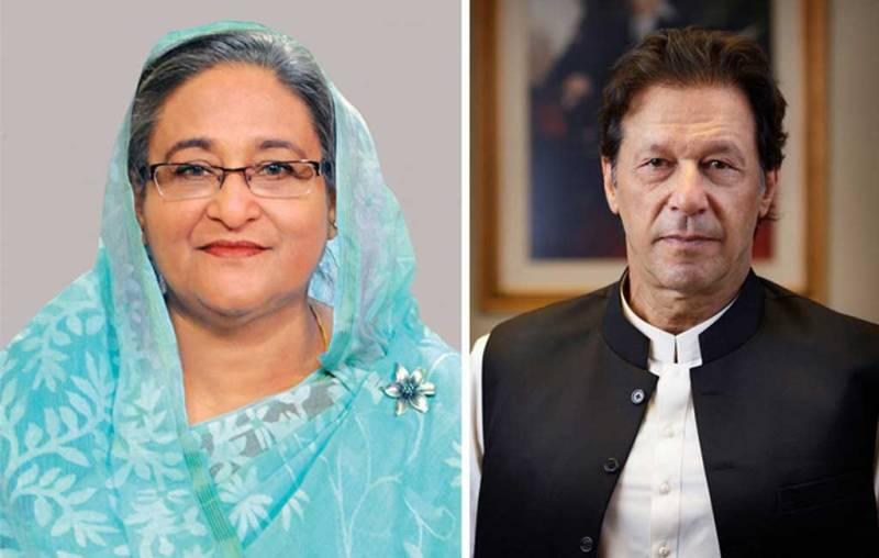 COVID-19: Pakistan PM condoles loss of lives in Bangladesh
