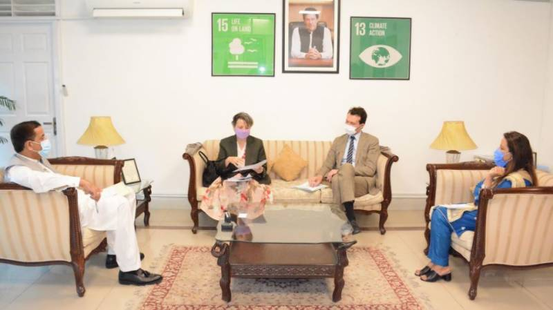 EU lauds 'Green and Clean Pakistan' initiatives