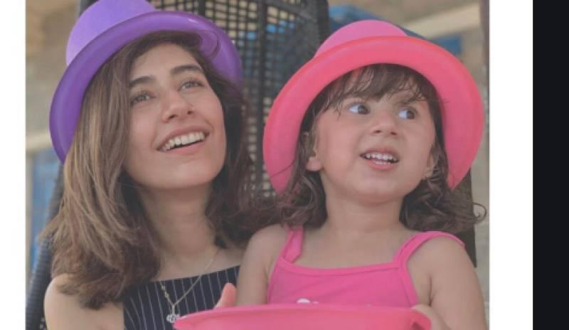 Syra Yousuf celebrates daughter Nooreh's sixth birthday