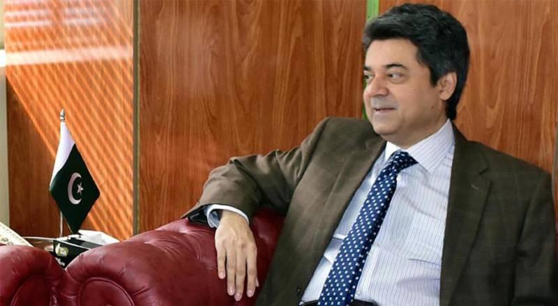 Farogh Naseem to take oath as law minister again