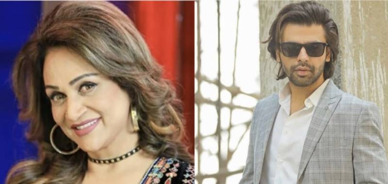 I consider myself lucky to have worked with Bushra Ansari, says Farhan Saeed