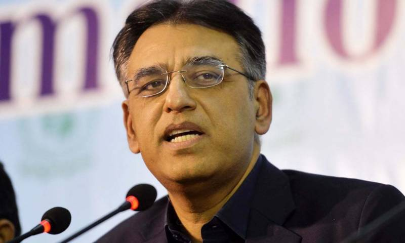 Next 10 days crucial for controlling COVID-19: Asad Umar