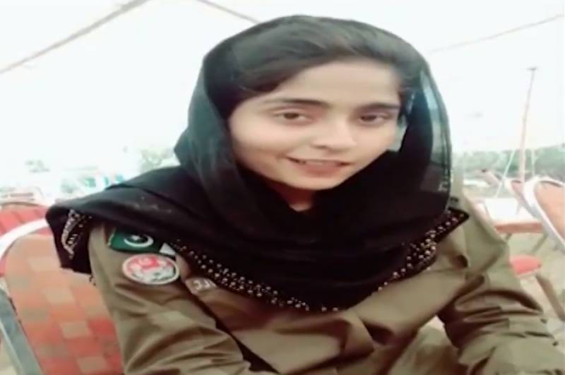 Lady constable of Punjab Police sacked over TikTok video