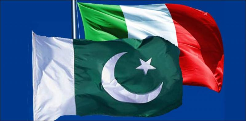 Pakistan achieves trade surplus target with Italy
