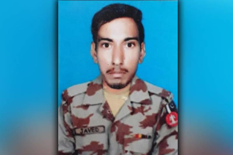 Pakistani soldier martyred in Balochistan terror attack