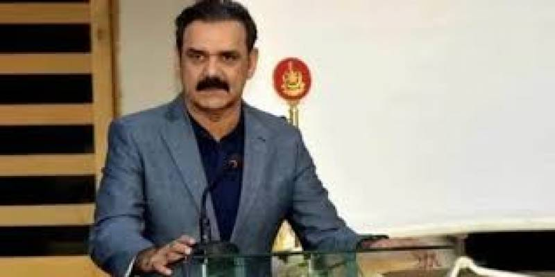 Current focus is on building roads in South Balochistan: Chairman CPEC Authority
