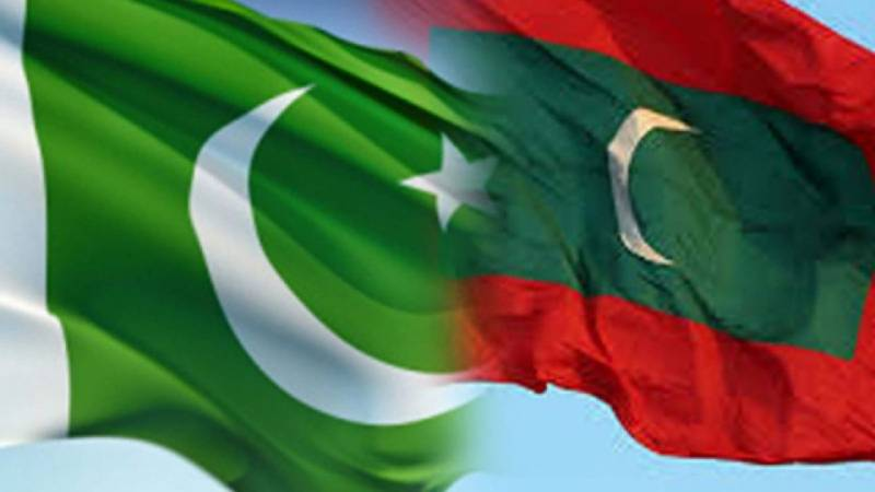 Pakistan greets Maldives on 55th Independence Day
