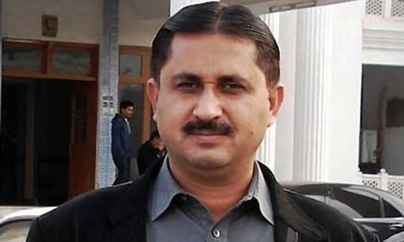 Ex-MNA Jamshed Dasti among 300 booked over coronavirus SOPs violation