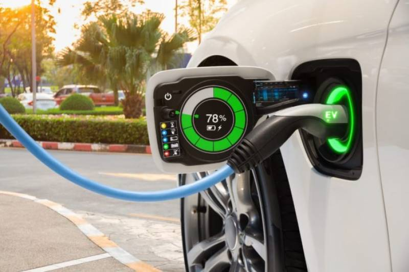 First Electric Vehicle Charging Station opened in Islamabad