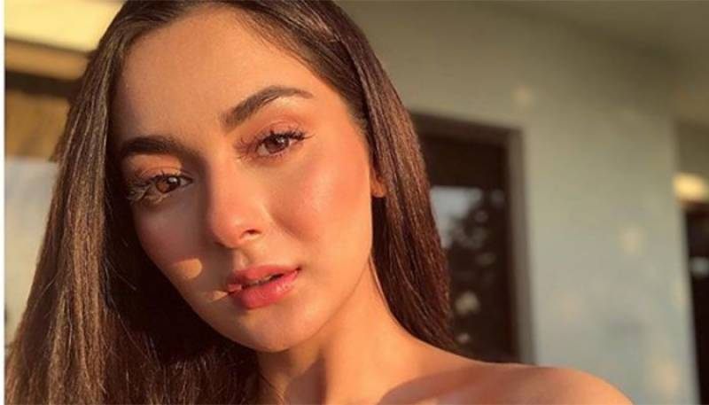 Suicide is not a word to be joked about: Hania Aamir shuts down troll