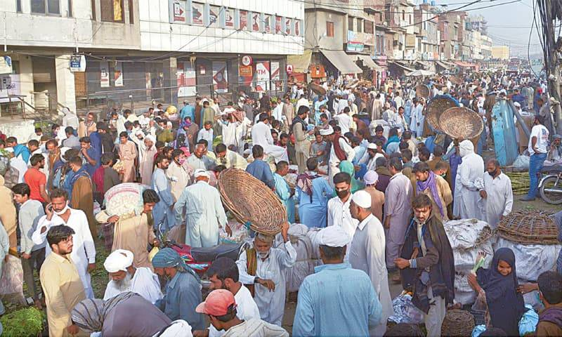 Punjab markets to remain closed for next eight days