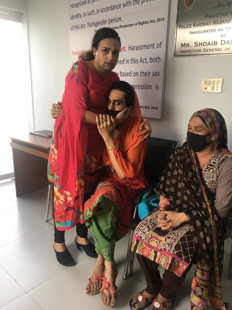 Men booked in Rawalpindi for harassing transgenders