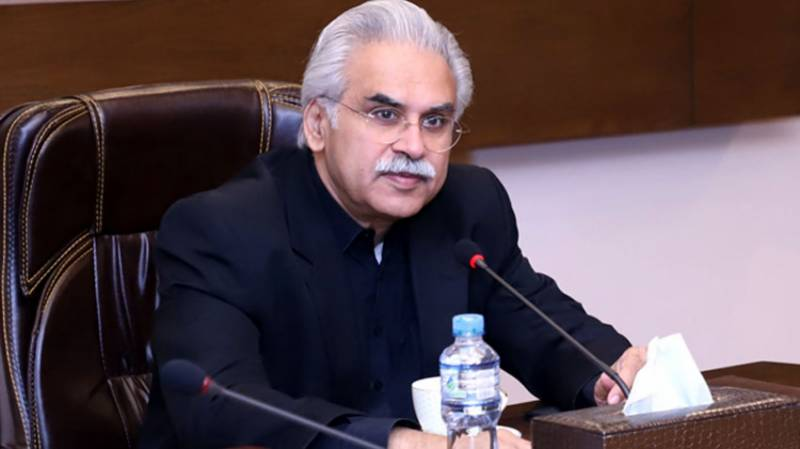 After Tania Aidrus, Zafar Mirza resigns as PM's special aide