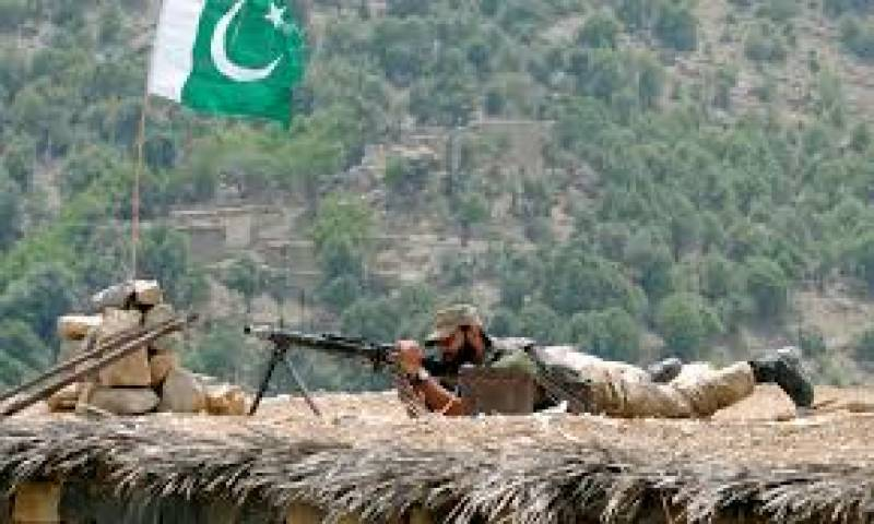 Pak Army soldier martyred in terrorists attack at Bajaur security post