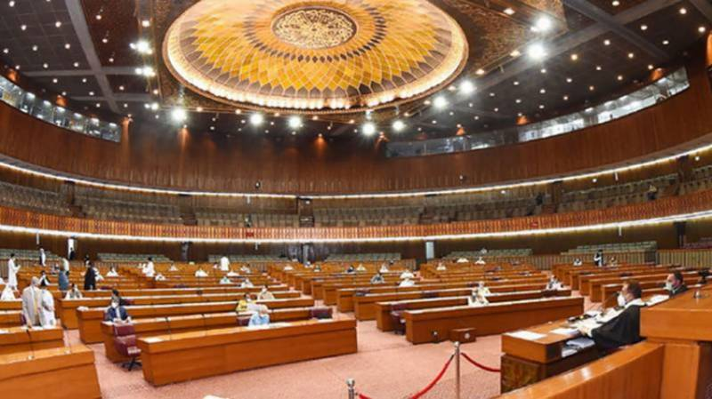 Pakistan parliament passes key bills to come out of FATF grey list