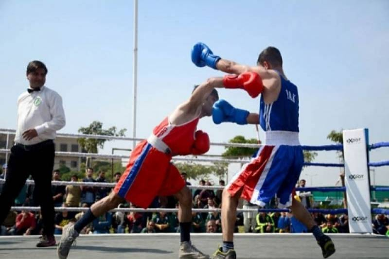 Boxing likely to return to action in Pakistan by year end