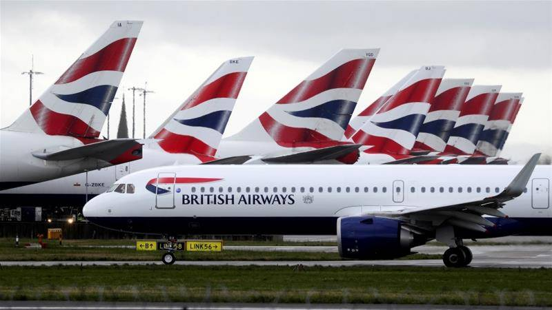 British Airways announces to resume flights for Pakistan