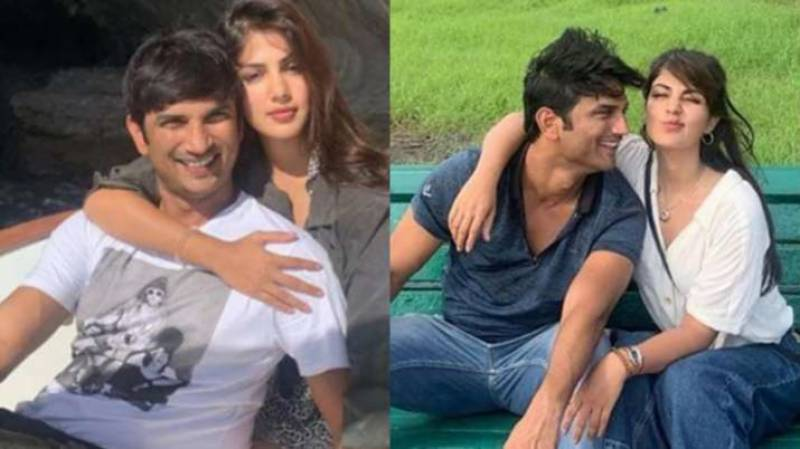 FIR filed against Rhea Chakraborty by Sushant Singh Rajput's father