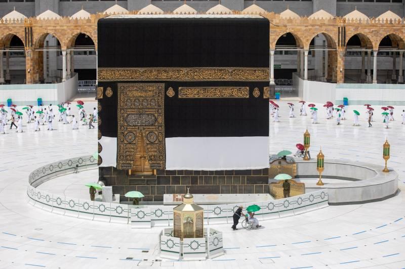 Hajj 2020 – No coronavirus cases among pilgrims, confirms Saudi health ministry
