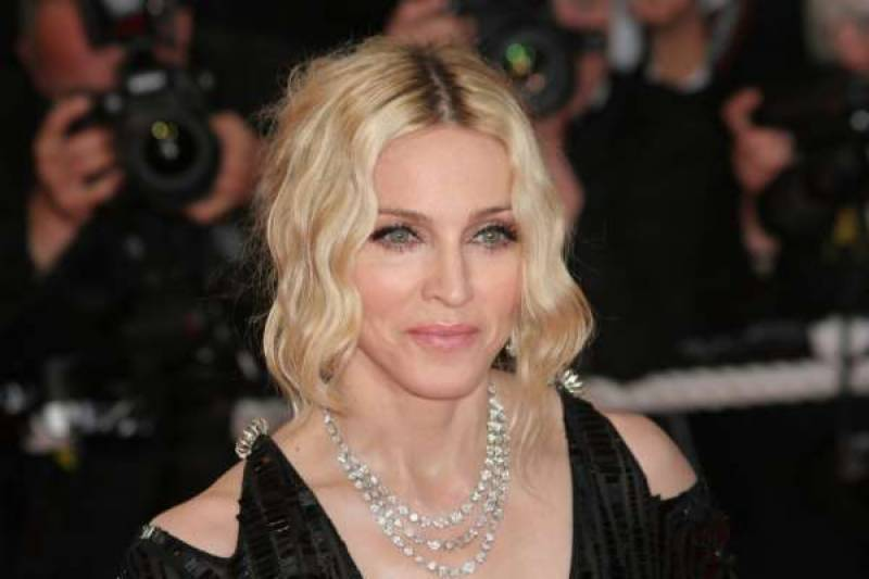 Madonna's coronavirus post flagged, then removed by Instagram