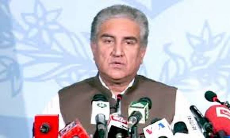 Pakistan will observe 'Yaum-e-Istehsal-e-Kashmir' on August 5, says FM Qureshi