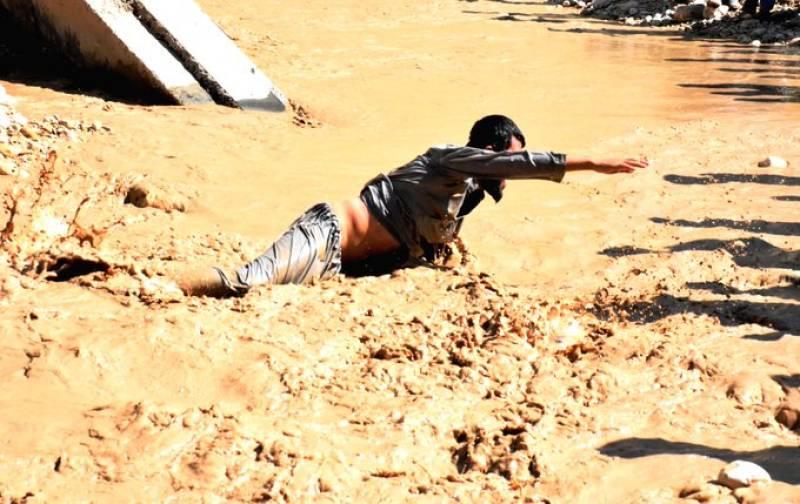 Children dead in Afghanistan flash floods
