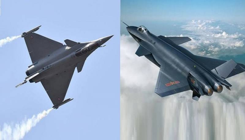 India's Rafale jets have no chance against China's J-20: experts