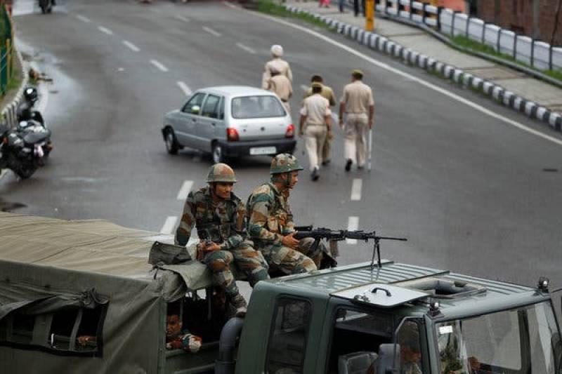 India killed 214 Kashmiris during one year siege of J&K