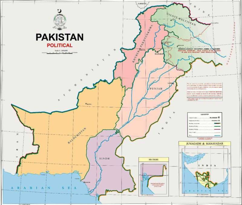 PM Imran releases new Pakistan map that includes occupied Kashmir