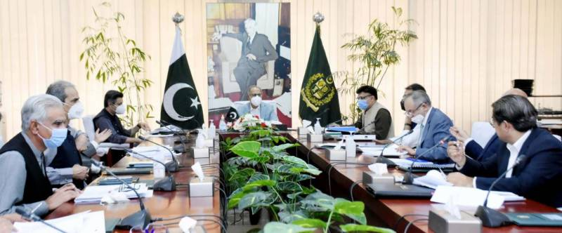 ECNEC approves upgradation' project of Pakistan Railways