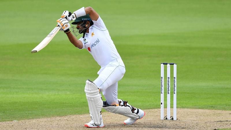 Pak vs Eng: Babar Azam stars as Pakistan make reasonable score on first day