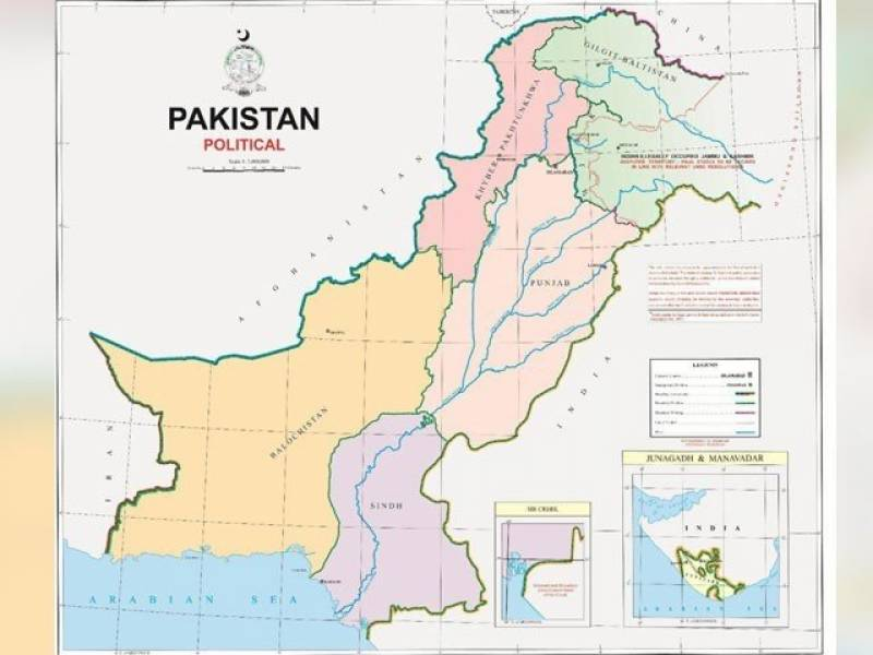 Pakistan to send new political map to Google, Yahoo and other search engines