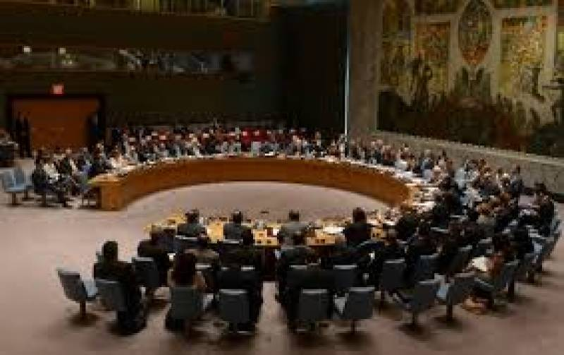 UNSC expresses serious concern over current IIOJ&K situation