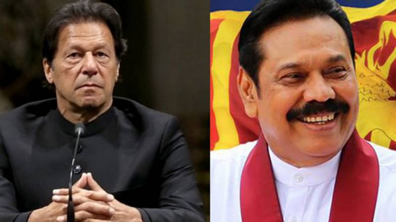 PM Imran congratulates Sri Lankan counterpart Rajapaksa over election victory