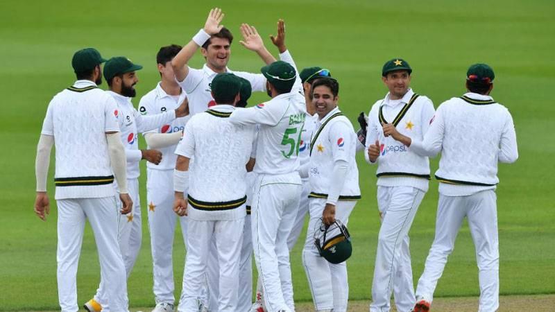 Shan Masood, Muhammad Abbas uplift Pakistan in first England Test