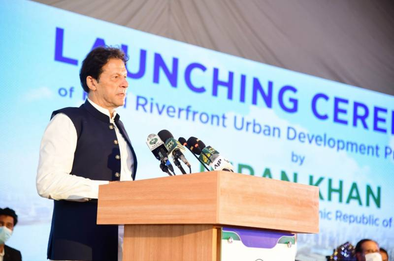 What do you know about Ravi Riverfront Urban Development Project?