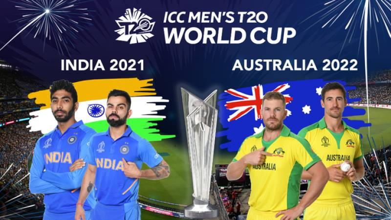 ICC confirms Men's T20WC 2021 in India, 2022 in Australia