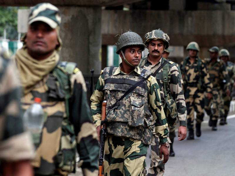 Indian military in occupied Kashmir 'point of concern for China as well'