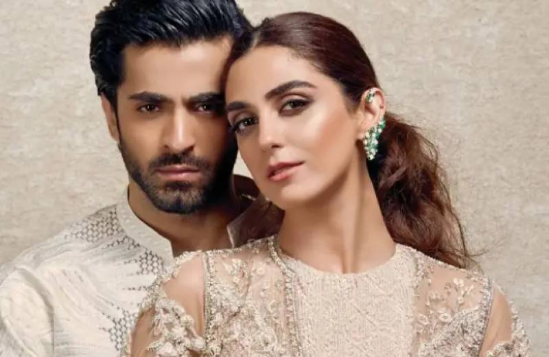 Maya Ali and Sheheryar Munawar set to hit the silver screen together